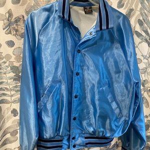 Vintage 80's satin jacket